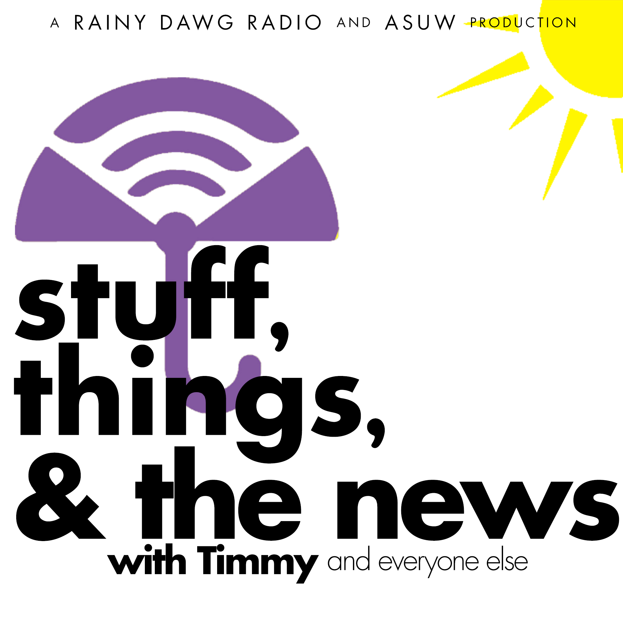 Stuff, Things, and the News